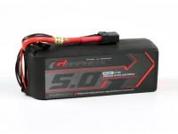 Turnigy Grafeno 5000mAh 4S 65C Lipo pacote w / XT90