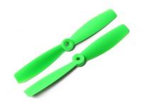 Nariz DYS Touro Plástico Hélices T6045 (CW / CCW) (verde) (2pcs)