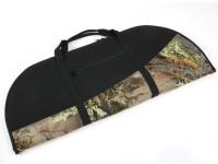 Acolchoado Recurve Bow Bag - Woodland Camo / Preto