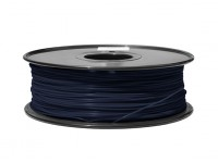 HobbyKing 3D 1,75 milímetros Filament Printer ABS 1KG Spool (mudança de cor - cinza com branco)