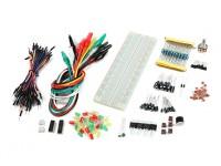 Fundação Arduino e Kit componente do projeto