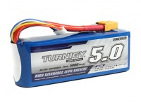 Turnigy 5000mAh 4S 40C Lipo Pack com o XT90
