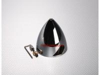Alumínio Prop Spinner 89 milímetros de diâmetro / 3.5 polegadas