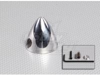 Alumínio Prop Spinner 45mm / 1,75 polegadas / 2 Lâmina