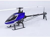 HK-450TT PRO V2 Flybarless 3D Torque-Tube Kit de helicóptero (Align T-Rex Compat.)