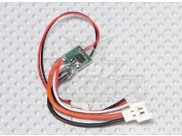HobbyKing 3A Single Cell ESC - escovado Micro Motors