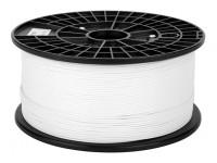 Printer CoLiDo 3D flexível Filament 1,75 milímetros PLA 1KG Spool (branco)