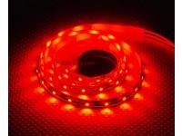 Turnigy High Density R / C LED flexível Strip-Red (1mtr)