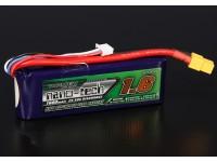 Turnigy nano-tecnologia 1600mAh 3S 25 ~ 50C Lipo pacote