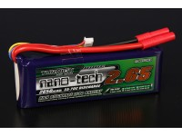 Turnigy nano-tecnologia 2650mah 4S 35 ~ 70C Lipo pacote