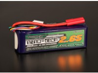 Turnigy nano-tecnologia 2650mah 6S 45 ~ 90C Lipo pacote