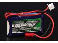 Turnigy nano-tecnologia 370mah 2S 25 ~ 40C Lipo pacote