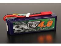 Turnigy nano-tecnologia 4000mAh 6S 25 ~ 50C Lipo pacote