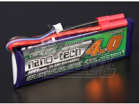 Turnigy nano-tecnologia 4000mAh 2S 25 ~ 50C Lipo pacote