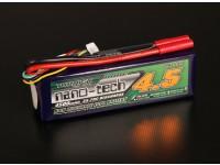 Turnigy nano-tecnologia 4500mAh 5S 35 ~ 70C Lipo pacote
