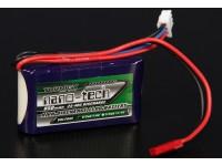 Turnigy nano-tecnologia 850mAh 2S 25 ~ 40C Lipo pacote