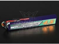 Turnigy nano-tecnologia 4500mAh 10S 35 ~ 70C Lipo pacote