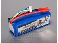 Turnigy 3300mAh 6S 30C Lipo pacote