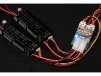 Turnigy redundantes 8A UBEC Sistema Power Rx