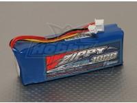 Pacote ZIPPY Flightmax 1800mAh 9.9V 5C LiFePo4 TX