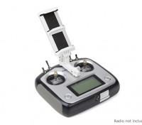 Turnigy i6 S Smartphone/Tablet Mounting Bracket White