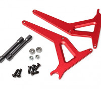 1/8 HKM 390 Motorbike - Bike Stand (Red)