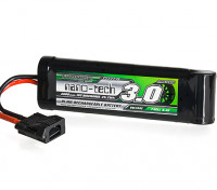 Turnigy nano-tech 3000mAh 8.4V 7P 10C NiMH Battery w/Flat Connector