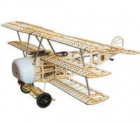 Fokker Dr.I 770mm Laser Cut Balsa Model Kit