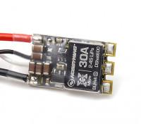 Hobbywing X-Rotor 30A Micro 2-4S ESC with BLHeli-S Dshot600 (Opto)