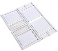 Micro Engineering N Scale Roller Shutter Doors 4pcs (80-204)