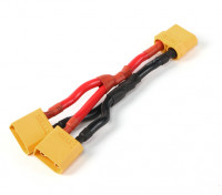 XT90 Battery Harness 10AWG para 2 Packs em Paralelo