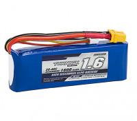 Turnigy 1600mAh 3S 30C Lipo pacote