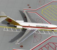 Gemini Jets Continental Micronesia Airlines Boeing 727-100 N2475 1:200 Diecast Model G2CMI212
