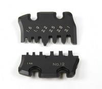 Engenheiro placas de matriz Inc. PAD-12s intercambiáveis de precisão