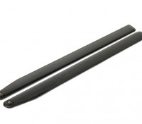 715 milímetros TIG Carbon Fiber Blades principal