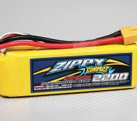 ZIPPY Compact 2200mAh 3S 25C Lipo pacote