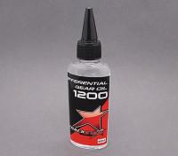 TrackStar Silicone Diff 1200cSt Oil (60 ml)