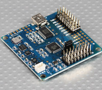 MultiWii 328P controlador de vôo w / FTDI & DSM2 Comp. Porta