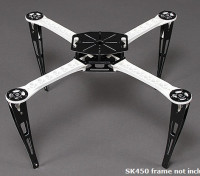 Extensão Landing Skid Set for SK450 Quadrotor Moldura