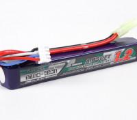 Turnigy nano-tecnologia 1200mAh 3S 25-50C Lipo AIRSOFT pacote
