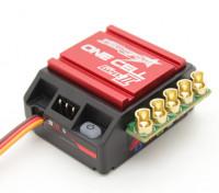 TrackStar GenII Um celular 120A 1/12 Scale Sensored Brushless ESC (ROAR / BRCA aprovado)