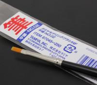 Tamiya alta Finish Flat Brush (item 87045)