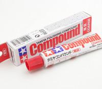 Tamiya composto de polimento (22 ml)