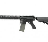 DYTAC Combate Série UXR4 Recon M4 SBR AEG versão padrão (preto)