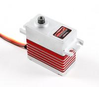 TrackStar TS-940HG Brushless Digital helicoidal engrenagem High Torque Servo 25kg / 0.1 seg / 72g
