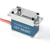 Turnigy ™ TGY-359BL Ultra High Torque Car BB / DS / MG Servo 25kg / 70g 0.13sec
