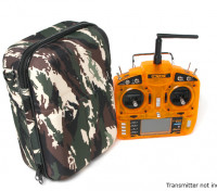 Turnigy Transmissor Bag / Bolsa de Transporte (Camo-Green / Tan)