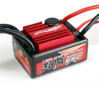 Trackstar 30A 1 / 16th escala Sensorless Brushless ESC