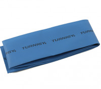 Turnigy psiquiatra do calor do tubo 50 milímetros x 1mtr (azul)