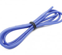 Turnigy alta qualidade 14AWG Silicone Fio 1m (azul)